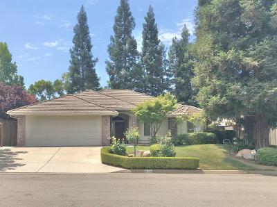 Fresno Single Family Home For Sale: 973 E Coventry Court