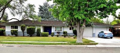 Fresno Single Family Home For Sale: 654 W Celeste Avenue