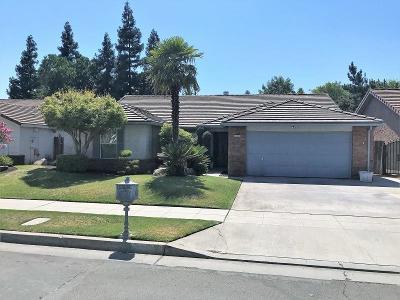 Fresno Single Family Home For Sale: 6109 N Hazel Avenue