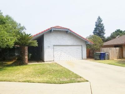 Clovis Single Family Home For Sale: 2255 Beverly Avenue