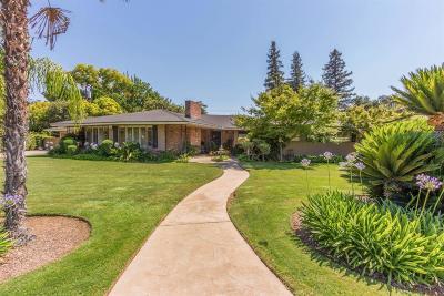Fresno Single Family Home For Sale: 808 E Alamos Avenue