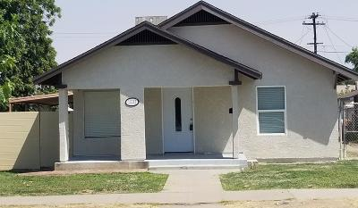 Sanger Single Family Home For Sale: 1532 5th Street