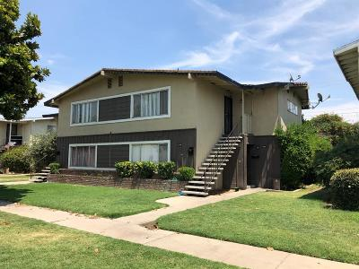Fresno Multi Family Home For Sale: 3690 N Abby Street