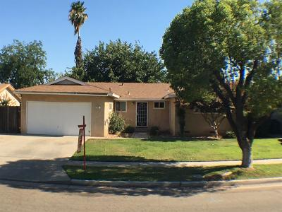 Fresno CA Single Family Home For Sale: $248,000