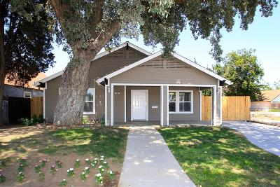 Fresno Single Family Home For Sale: 336 S Maple Avenue