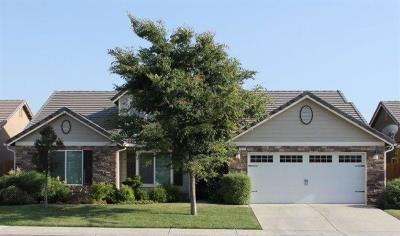 Clovis Single Family Home For Sale: 3122 Scott Avenue