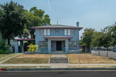 Fresno Single Family Home For Sale: 604 E University Avenue