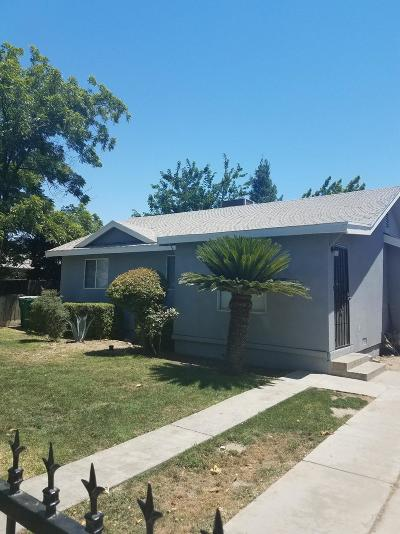 Fresno Single Family Home For Sale: 2569 S 10th Street
