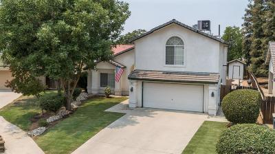 Clovis Single Family Home For Sale: 822 N Stanford Avenue