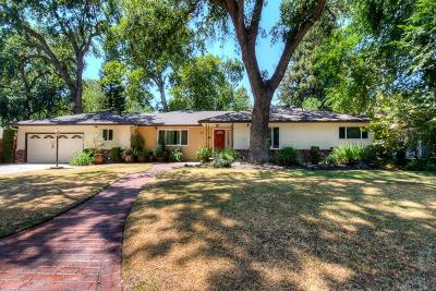 Sanger Single Family Home For Sale: 597 Wilderness Drive