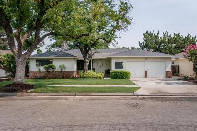 Fresno Single Family Home For Sale: 1532 E Stuart Avenue
