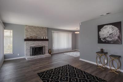 Fresno Single Family Home For Sale: 1615 W Yale Avenue