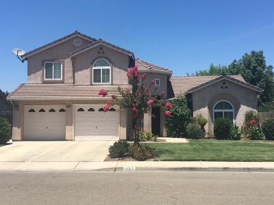 Dinuba Single Family Home For Sale: 1157 Tuscany Drive