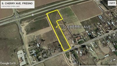 Fresno Residential Lots & Land For Sale: Cherry Avenue