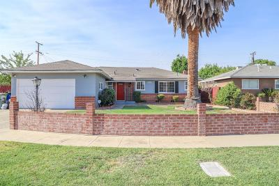 Fresno Single Family Home For Sale: 3849 E Dayton Avenue