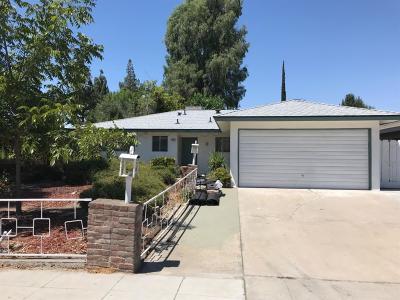 Fresno Single Family Home For Sale: 4633 E Cornell Avenue E
