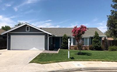 Fresno Single Family Home For Sale: 3375 N Saratoga Avenue NW