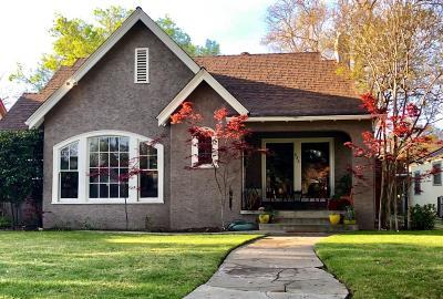 Fresno Single Family Home For Sale: 936 E Vassar Avenue