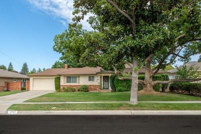 Fresno Single Family Home For Sale: 5727 N 4th Street