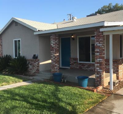 kingsburg Single Family Home For Sale: 1085 Mehlert Street