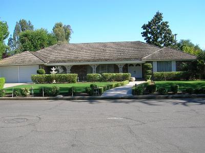 Fresno Single Family Home For Sale: 2535 W Magill Avenue