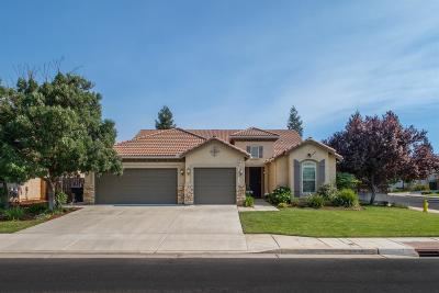 Clovis Single Family Home For Sale: 498 W Fremont Avenue