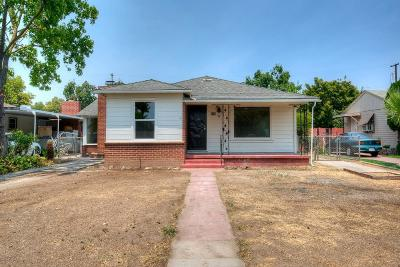 Sanger Single Family Home For Sale: 2110 Mary Street