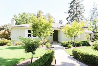 Fresno Single Family Home For Sale: 444 E Michigan Avenue