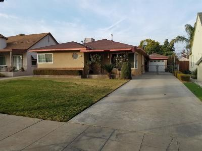 Fresno Single Family Home For Sale: 3543 E Alta Avenue