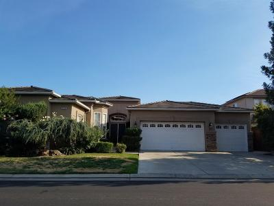 Fresno CA Single Family Home For Sale: $529,950