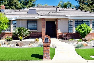 Fresno Single Family Home For Sale: 5216 W Birch Avenue