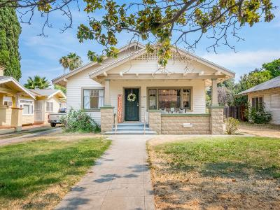 Fresno Single Family Home For Sale: 3227 E Balch Avenue