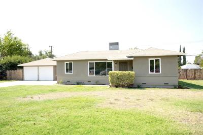 Fresno Single Family Home For Sale: 4576 E Terrace Avenue
