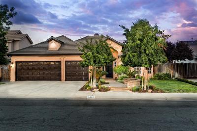 Fresno Single Family Home For Sale: 9446 N Ann Avenue