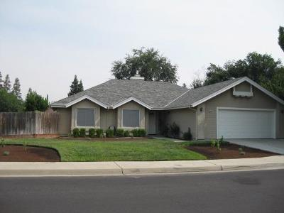 Clovis Single Family Home For Sale: 537 W Birch Avenue