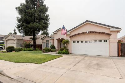 Clovis Single Family Home For Sale: 2544 Twain Avenue