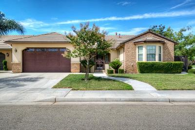 Fresno Single Family Home For Sale: 5768 W Donner Avenue