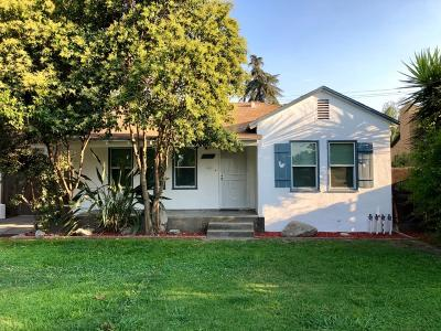 Fresno Single Family Home For Sale: 1804 E Vassar Avenue