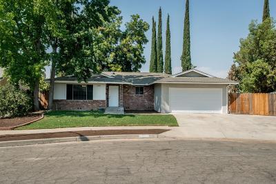 Fresno Single Family Home For Sale: 2644 E Paul Avenue