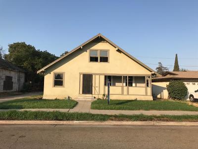 Selma, Kingsburg Single Family Home For Sale: 1943 Bauder Street
