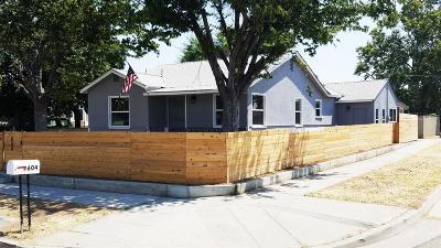 Fresno CA Single Family Home For Sale: $224,900
