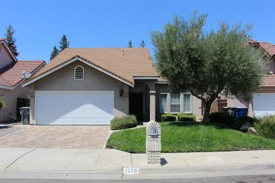 Fresno Single Family Home For Sale: 1276 E Richmond Avenue