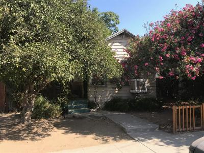 Fresno Single Family Home For Sale: 2415 E White Avenue