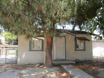 Fresno Single Family Home For Sale: 4535 E Fillmore Avenue