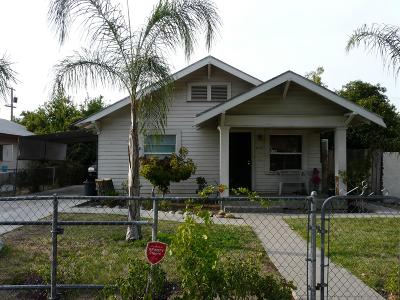 Fresno Single Family Home For Sale: 3517 E Illinois Avenue