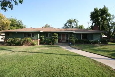 Fresno Single Family Home For Sale: 1312 E Austin Way