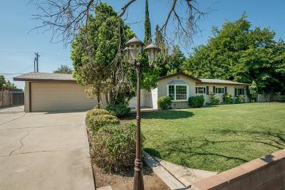 Fresno Single Family Home For Sale: 5440 E Swift Avenue