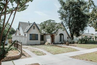 Single Family Home For Sale: 1035 N Vagedes Avenue