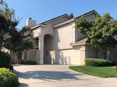 Fresno Single Family Home For Sale: 2419 E Fox Glen Avenue