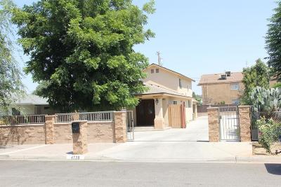 Single Family Home For Sale: 4729 E Lamona Avenue